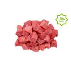 beef cubes min min